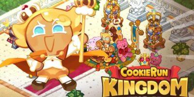 แนะนำตัวละครคุกกี้สายเวทย์มนตร์ Cookie Run: Kingdom