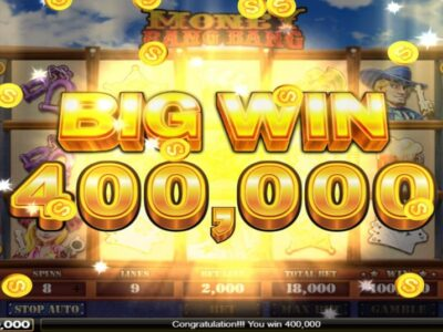 Slot Online แค่เลือกเกมดีก็มีโอกาสได้เงิน