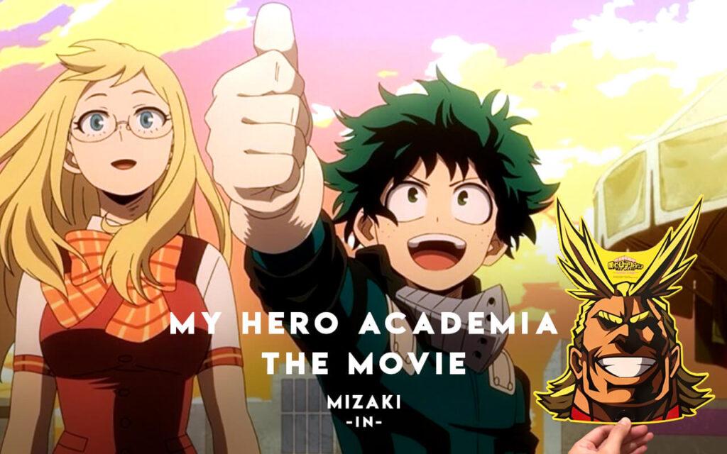 My hero academia The Movie ภาค 2
