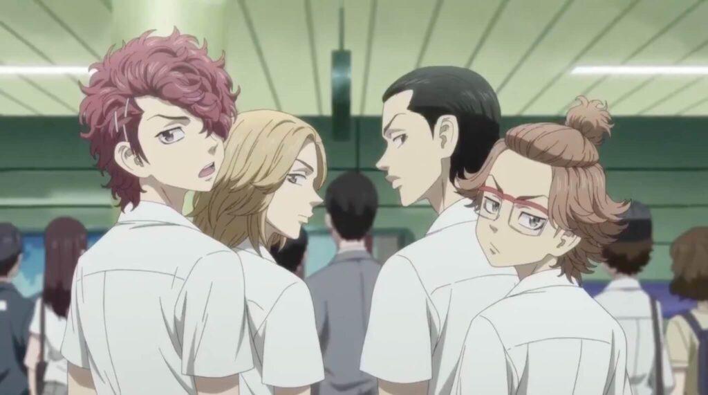 Tokyo Revengers ตอนที่ 2