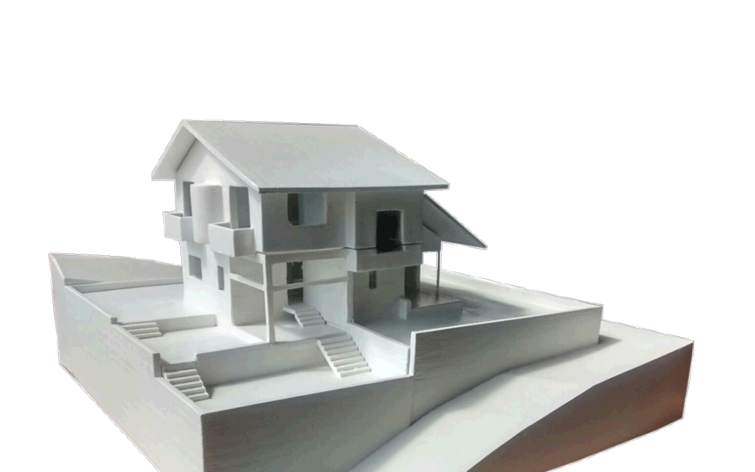 Model Residential House