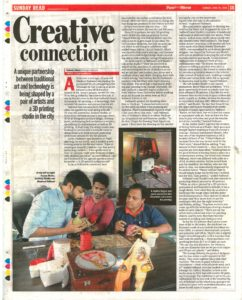 Pune Mirror Article