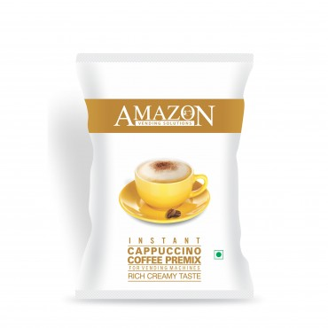 Amazon Instant Cappuccino Coffee Premix Rich Creamy Taste