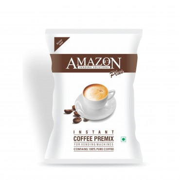 Amazon Plus Instant Coffee Premix for Vending Machine