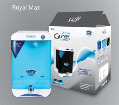Aqua Glory RO+UV, Alkaline Water Purifier with B12 Technology
