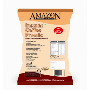 Amazon No Added Sugar Coffee Premix