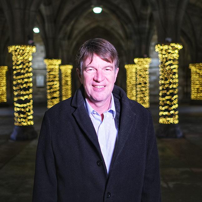 Dr. John Pritchard, PhD