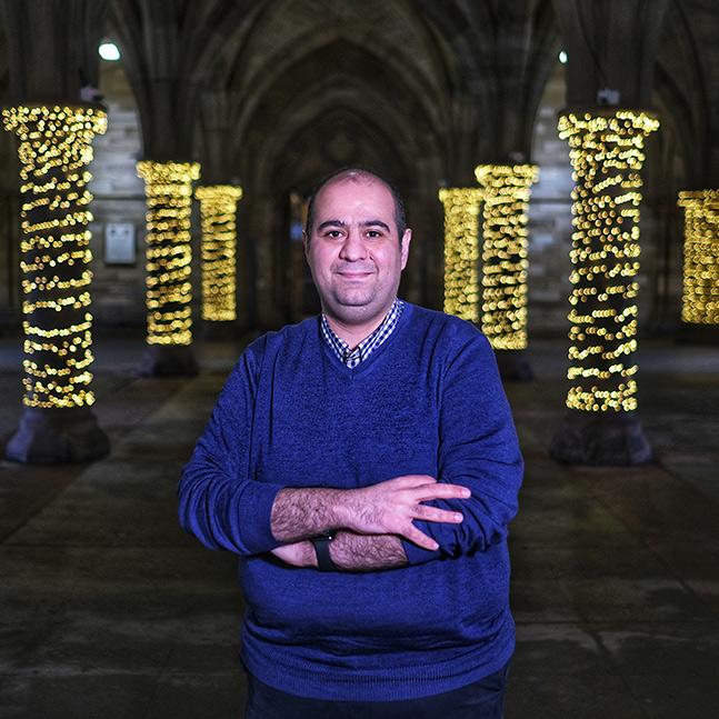 Dr. Elijah Nazarzadeh