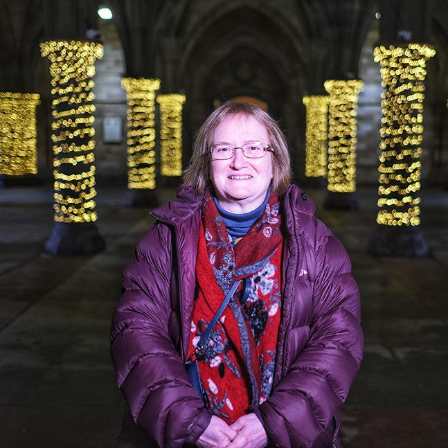 Dr. Helen Erwood