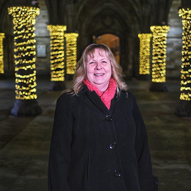 Dr. Helen Muirhead FRSC
