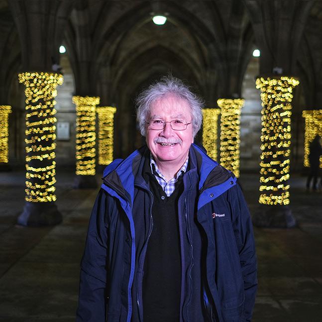 Prof. Steve Beaumont OBE FREng FRSE