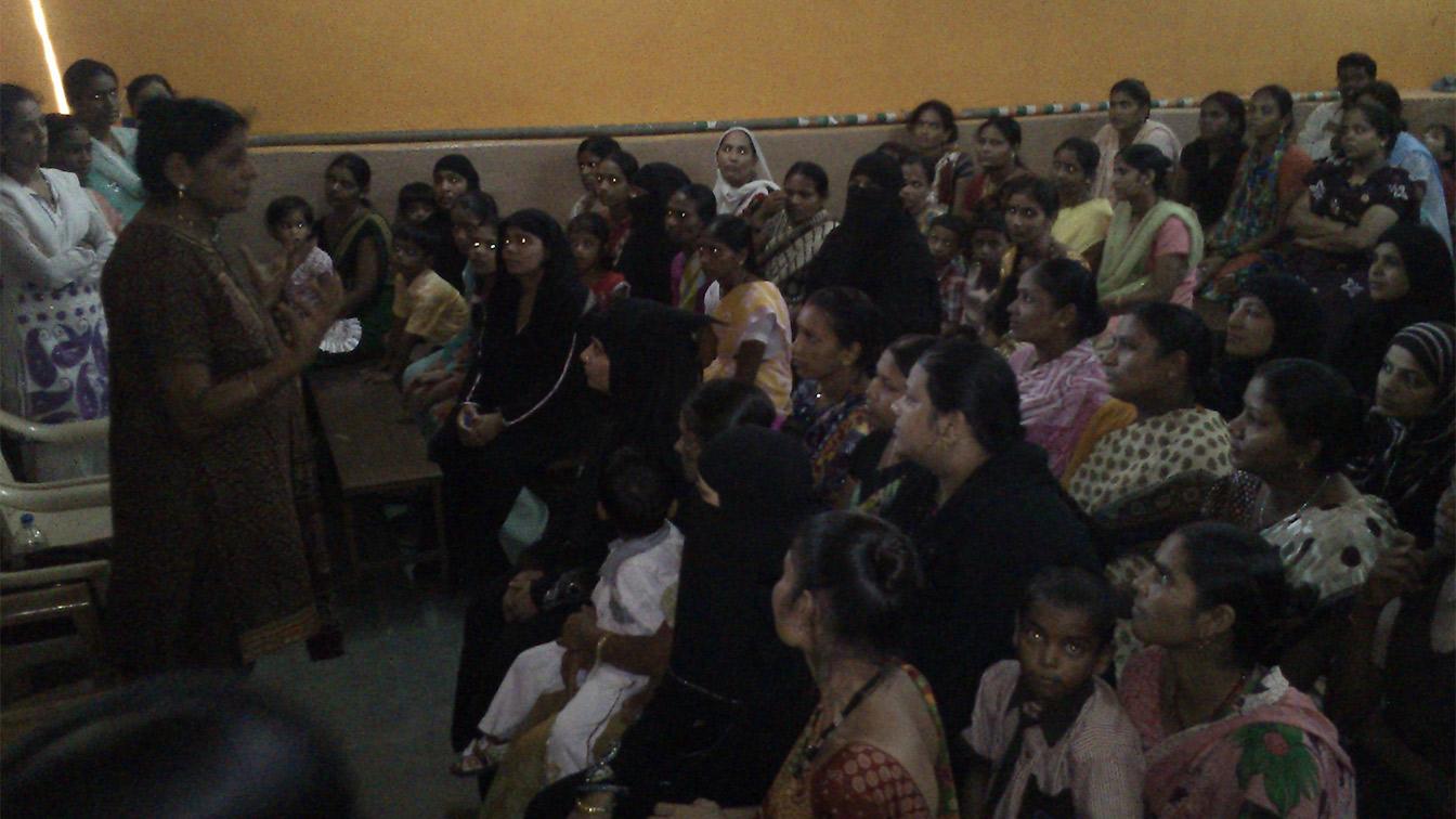 Parents Meeting At Royal City School