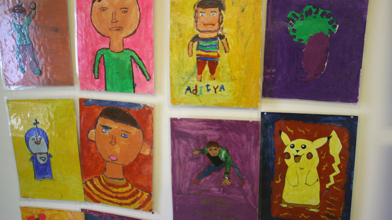 The Dharavi Art Room