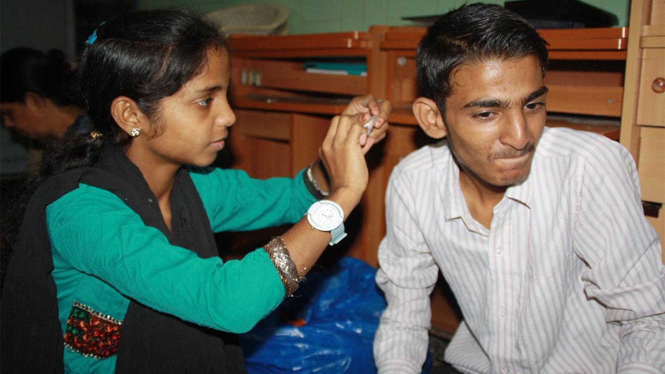 Hearing Aid Distribution At CORP