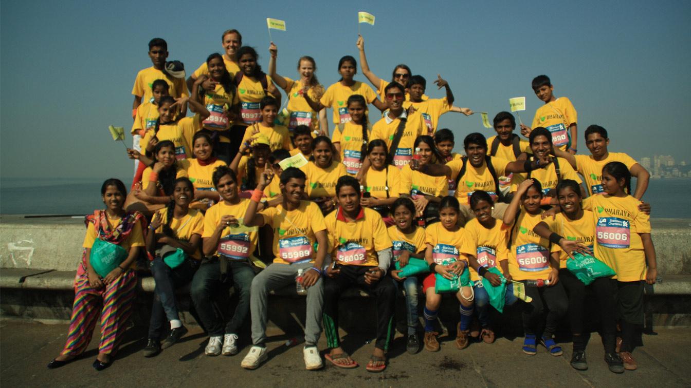 Reality Runs The Mumbai Marathon 2015