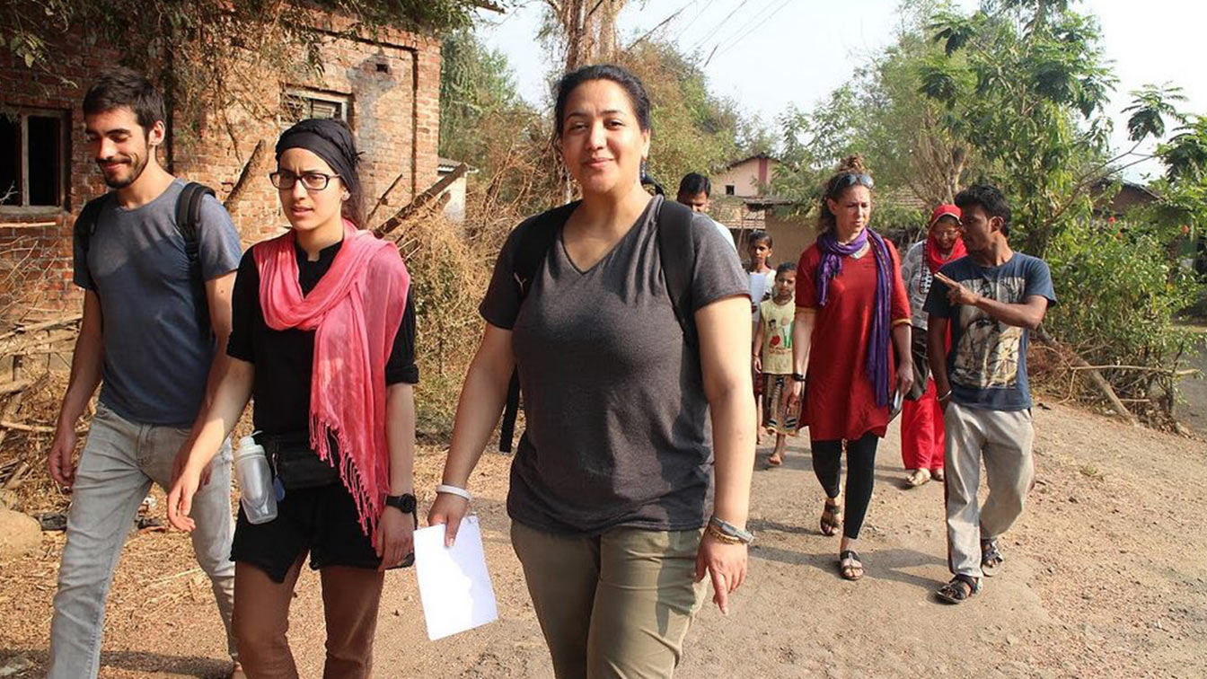 [Interview] How a Recent YEP Graduate's Trip to a Rural Village Changed The Way They Think About Dharavi and Inspired Change