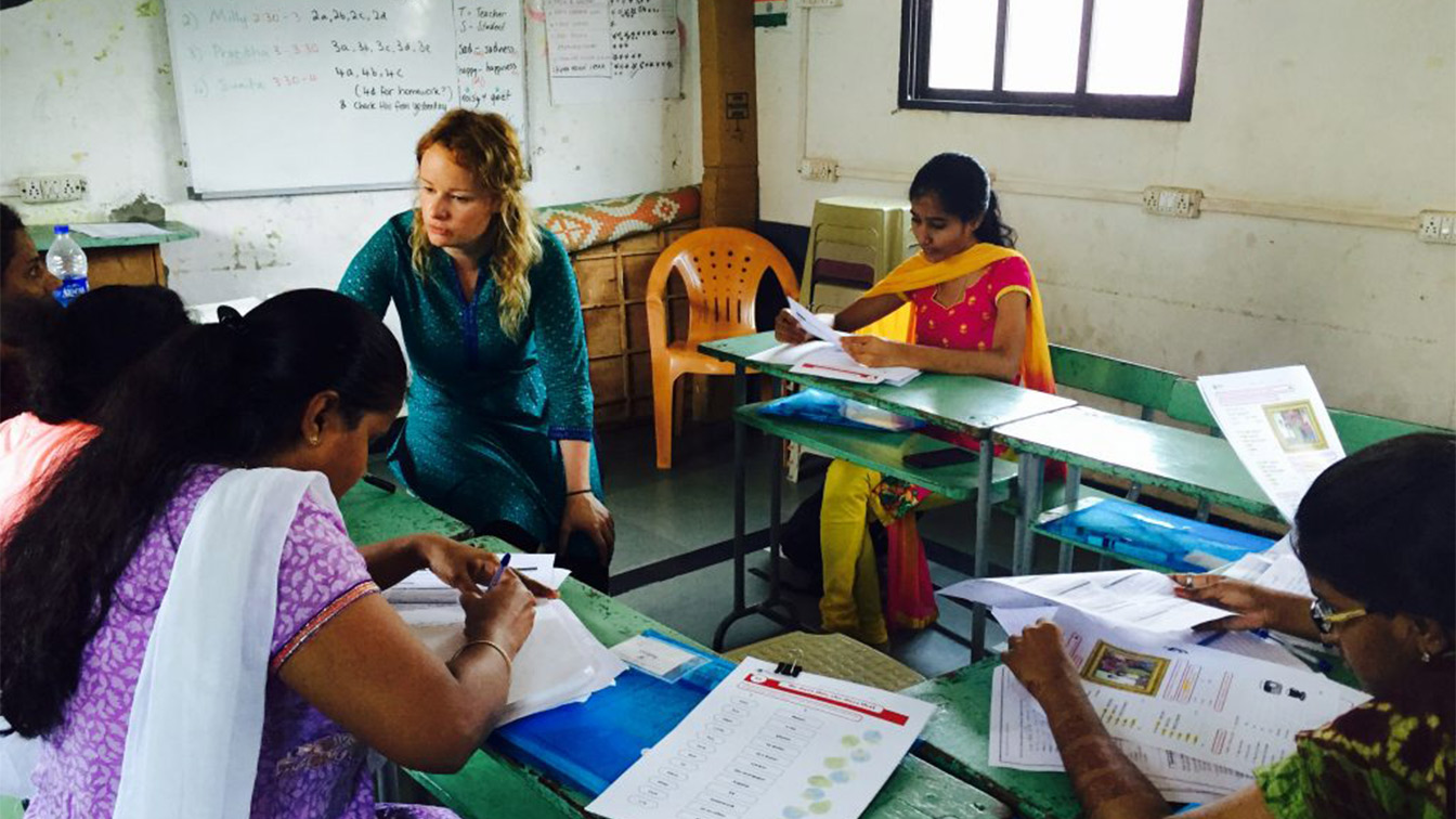 [Interview] What Brought The Director of Studies From a Renowned London Language School To Dharavi?