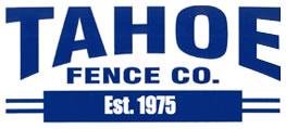 Tahoe Fence Logo