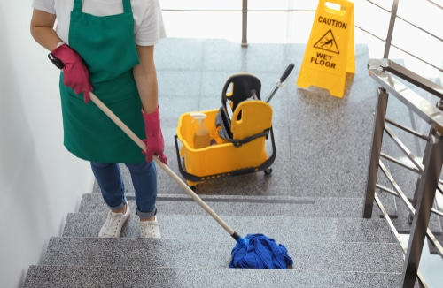 Communal cleaning