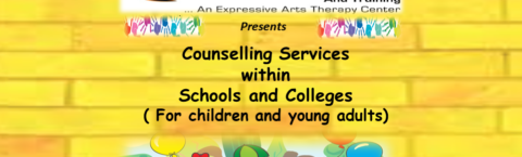 Counsellors from East West Center for Counselling and Training provide services at schools and colleges