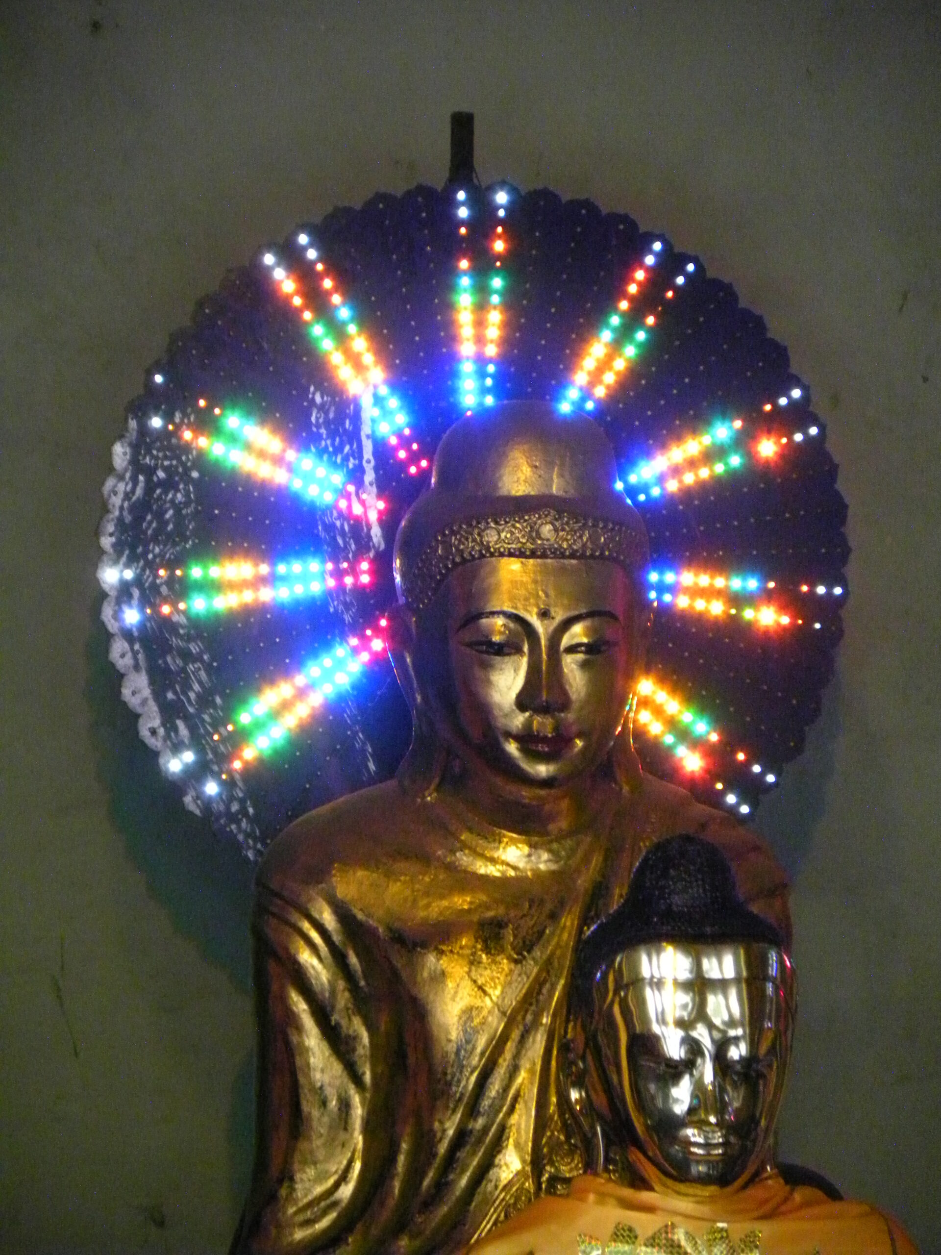 electric Buddha