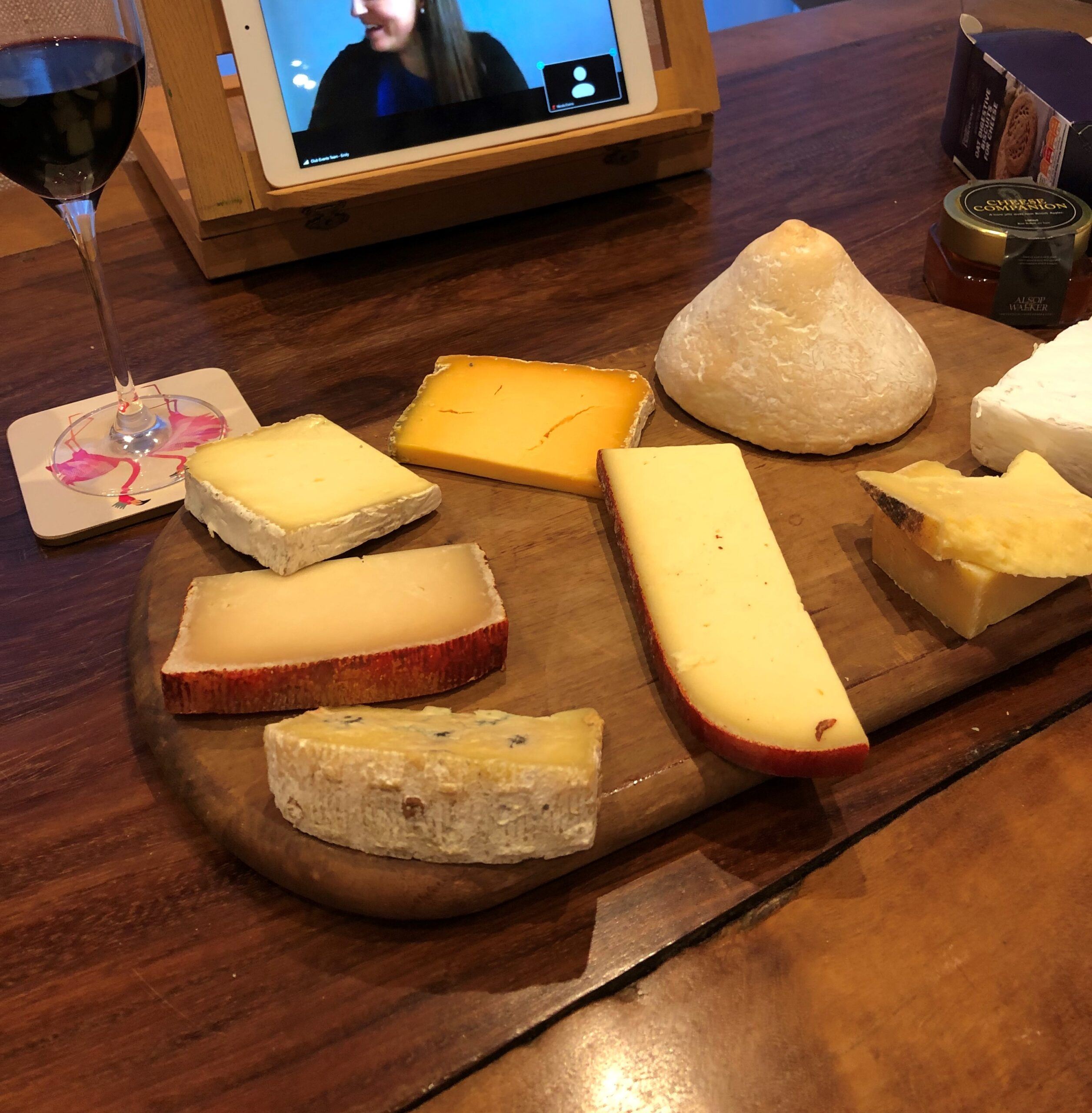 cheese board blue cheese red wine food and drink