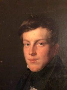 Abbé Maxime de Saint-Exupéry 1813 - 1879 c
