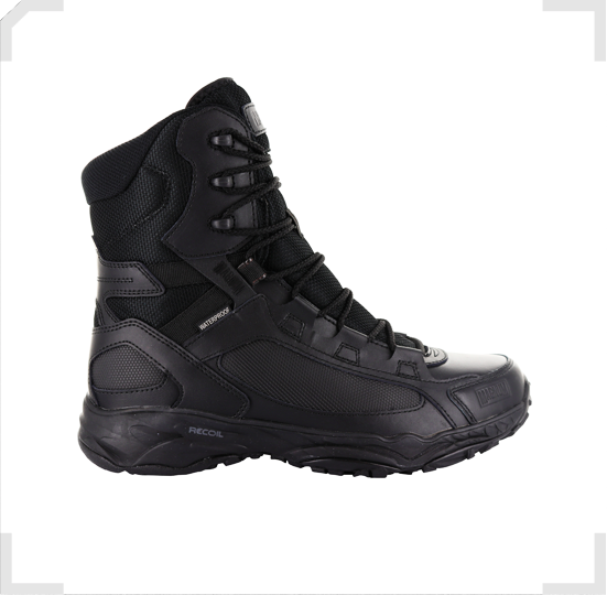 TACTICAL 8.0 LEATHER WP 1