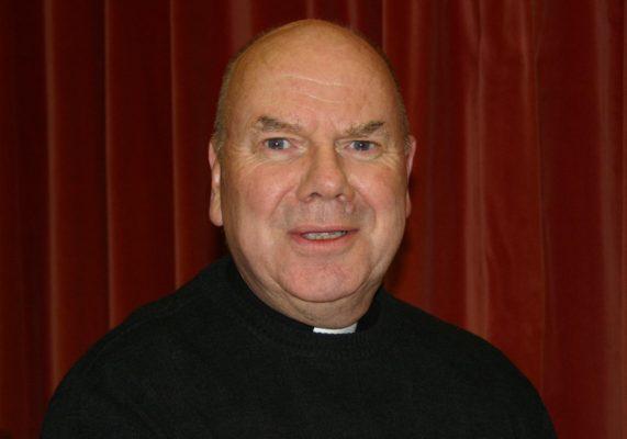 Rev Canon Gerard Flynn