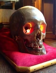 BBC history eric the skull