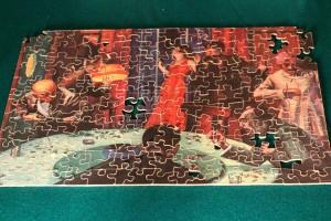 The murderous jigsaw