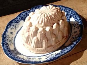 beautiful pudding