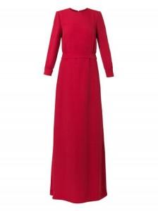 Fashion blog 10 long red