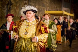 A Night at Hampton Court Palace