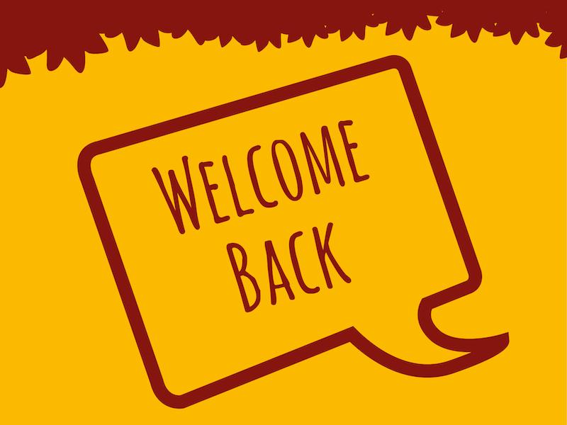 Park Royal Montessori nursery welcome back