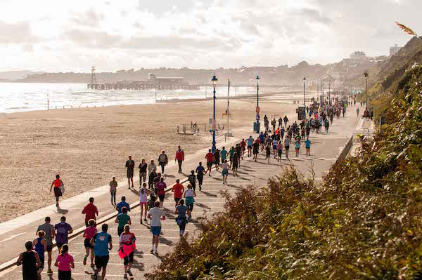 Bournemouth Marathon Festival, 1 October 2016