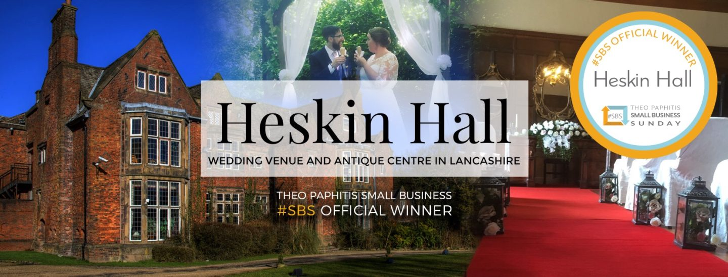 Heskin Hall Weddings