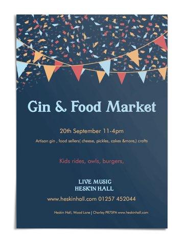 Gin & Food Market