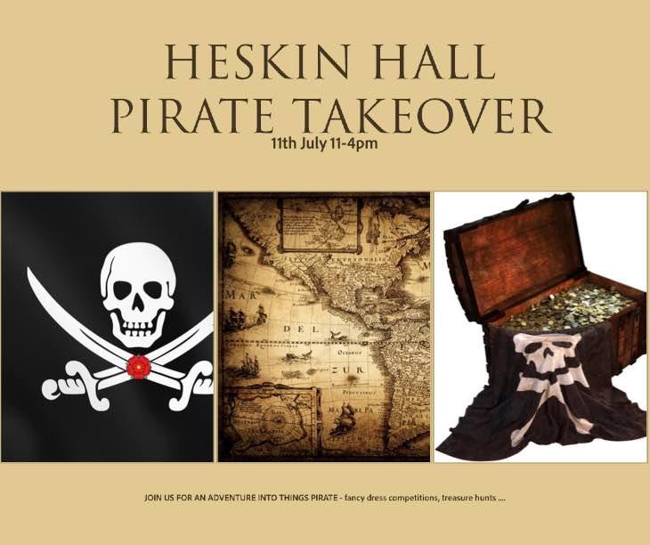 Heskin Pirate Takeover