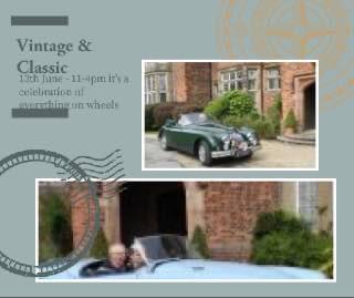 Vintage & classic vehicles
