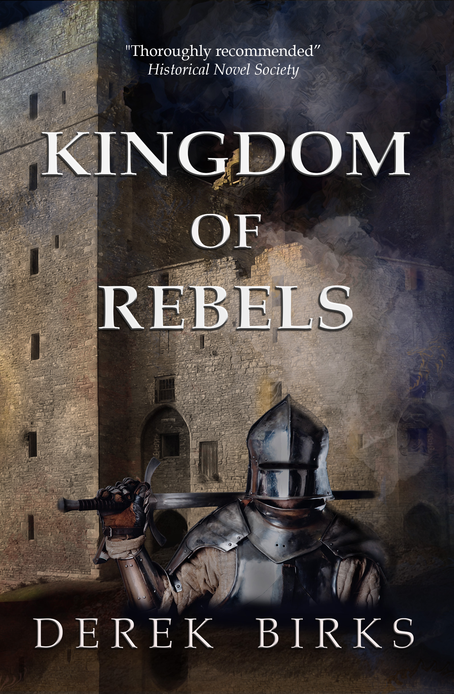 Kingdom of Rebels' Bolton Castle