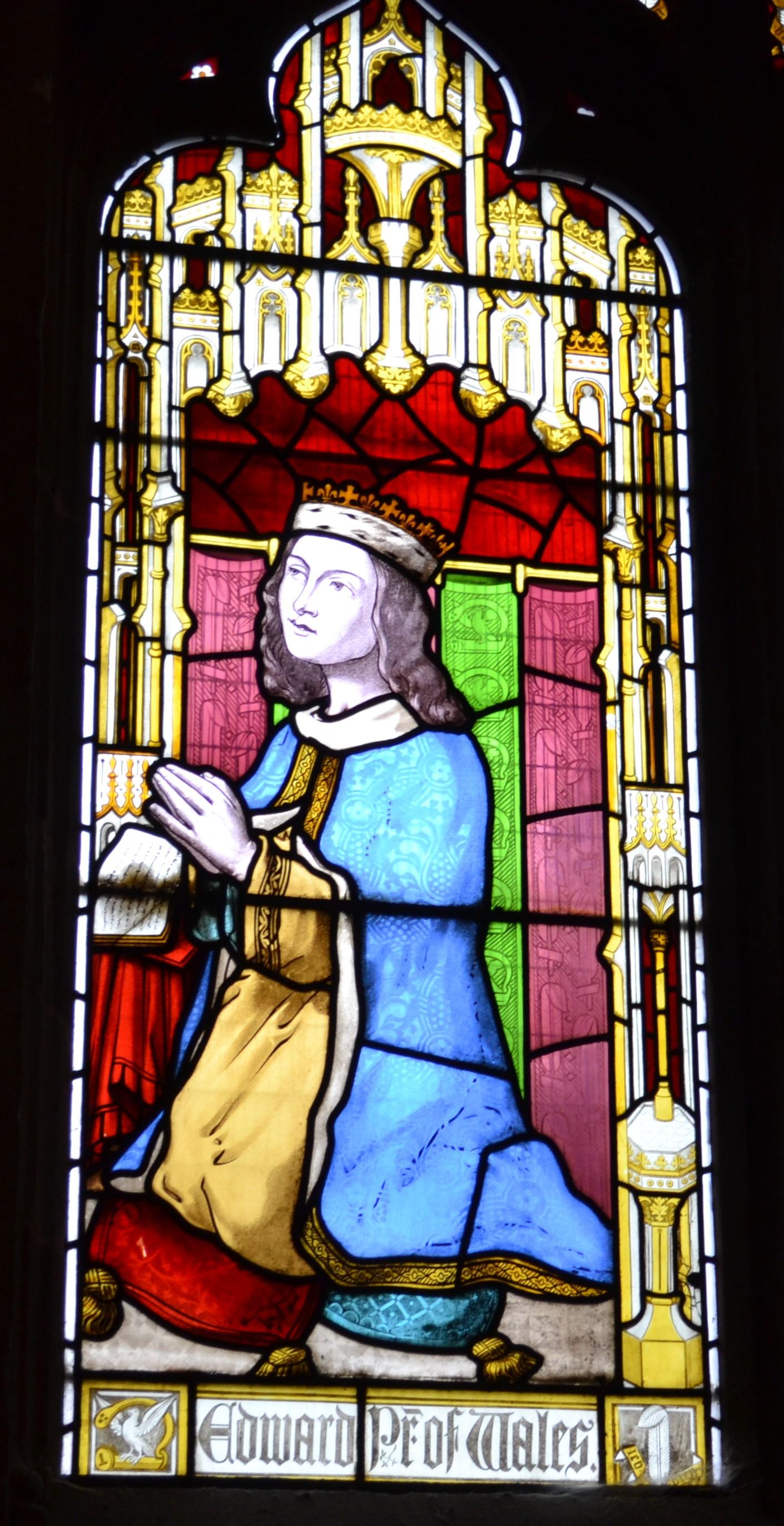 Edward V, Ludlow