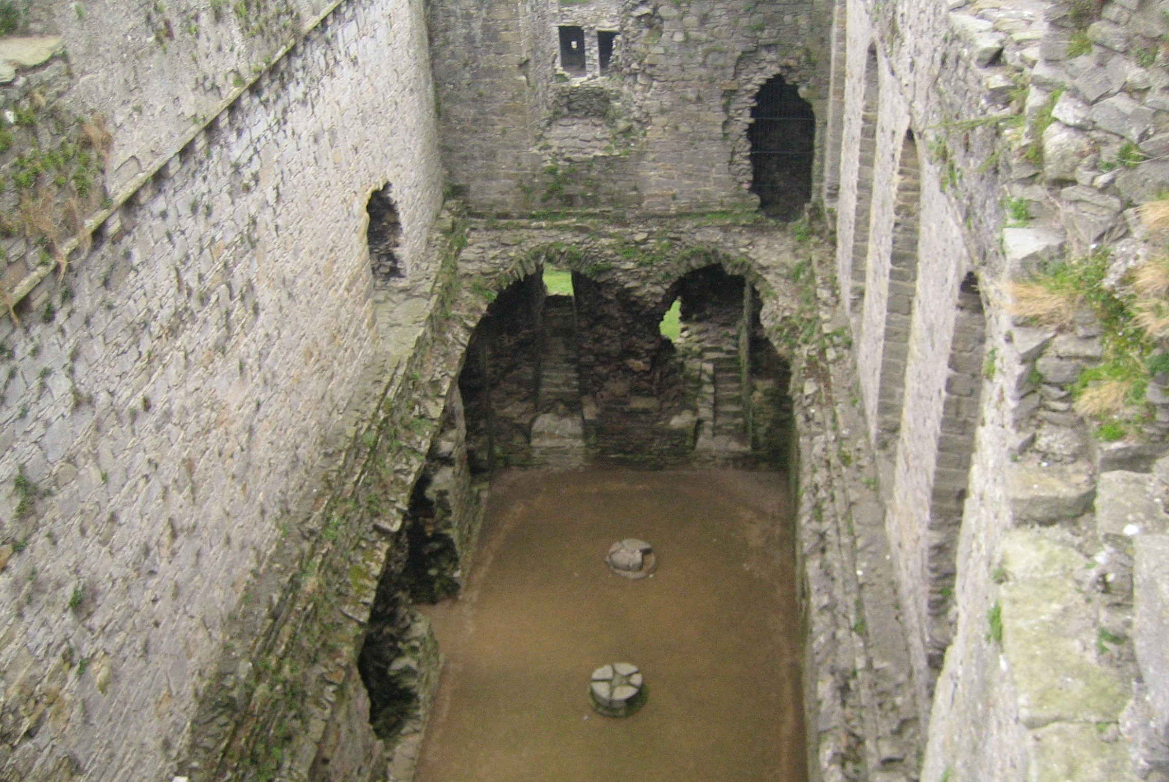 Rebels and Brothers, Middleham Castle, Yorkshire