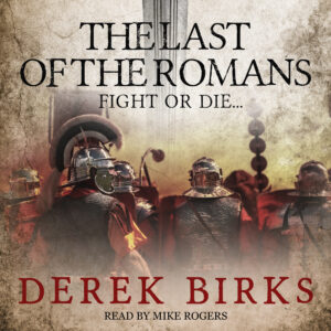 The Last of the Romans Audio Book