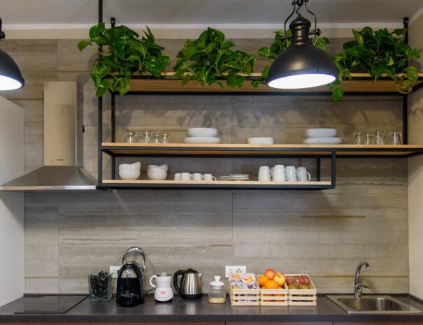 Affittacamere Il Mulino - Cucina in comune