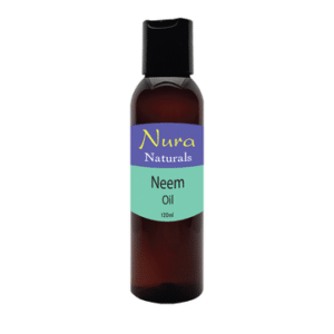 Neem 120ml press pour top
