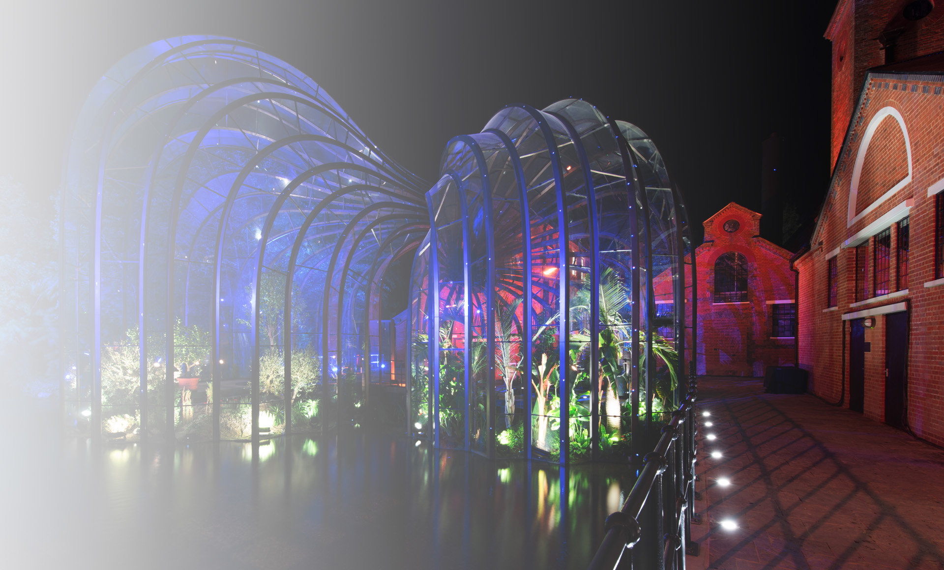 Bombay Sapphire – our new venue