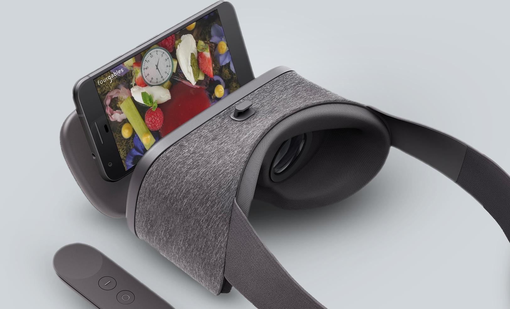 Virtual reality?