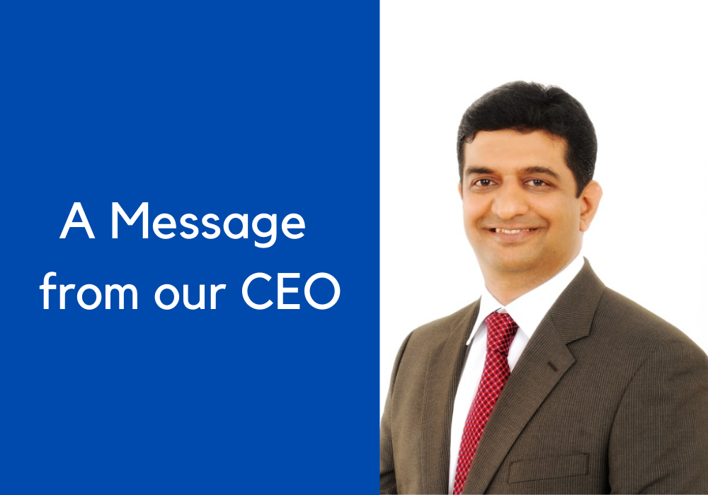 A Message from our CEO (1)
