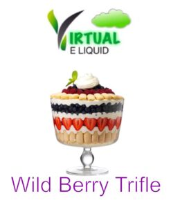 Wild Berry Trifle